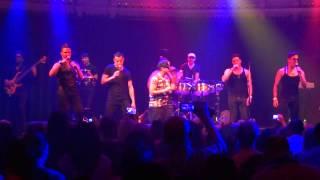 Charanga Habanera - La Entrevista (Live Paradiso 2014)