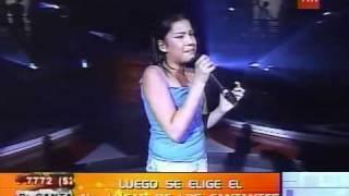 María Jose Quintanilla - Zingara (Primera Generacion Rojo Fama, ContraFama)