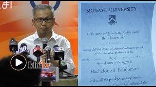 Guan Eng berhak saman pihak pertikai kelayakannya - Tony Pua