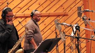 Terence Blanchard 'Magnetic' Recording Session Behind the Scenes Part 1
