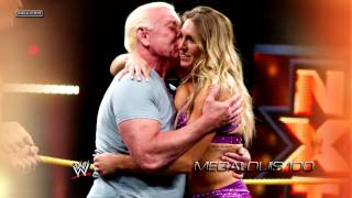 Charlotte 2nd and NEW WWE Theme Song - ''Going Down'' With Download Link