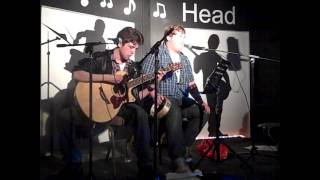 Out of Sight, Out of Mind - Ryan Spendlove Cover (Anything Acoustic Night, 17.06.11)