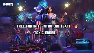 Free Fortnite intro (no text)