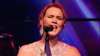 "Joss Stone - ""The High Road"" at Live! With Kelly on August 1st, 2012"