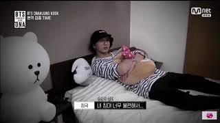 BTS COMEBACK SHOW DNA   JUNGKOOK'S ROOM