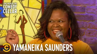 Gorgeous Men Are Serial Killers - Yamaneika Saunders - This Week at the Comedy Cellar