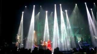 Amor Electro | Hino Nacional ( Ao vivo no Coliseu )