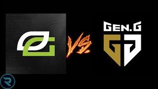 OpTic Take On GenG In Control | Scrims (Dashy POV)