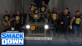NXT & Raw invade SmackDown as EVERYONE brawls ahead of Survivor Series   FRIDAY NIGHT SMACKDOWN