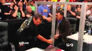 Michael Cole - Vintage Rape © WWE 2011 width=