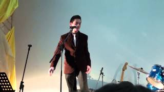 Who's loving you Michael Buble -  Cover Octavian Brosteanu