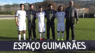 Espaço Guimarães apoia Formação do Vitória SC