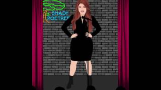 Watch Meghan Trainor Get Animated Performing Shady Poetry!