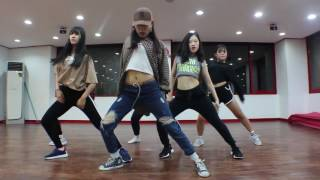 [NYDANCE]Rihanna - Umbrella (Blu J Remix)(choreography by AngGo)
