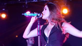 DULCE MARÍA HITS FM MONTERREY 9 FEBRERO 2017