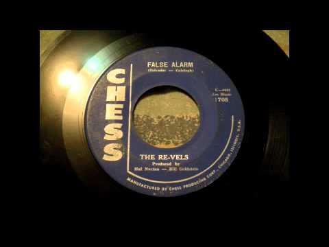 the-revels-false-alarm-45-rpm-crisvangel1958