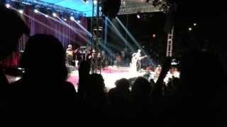 çukurova universty live concert göksel width=
