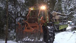 MB TRAC TEIL 3 - Der Mercedes auf dem Acker – Trailer HD