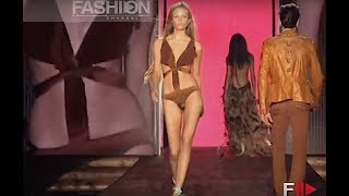 ROBERTO CAVALLI Spring Summer 2005 3 of 3 Milan - Fashion Channel
