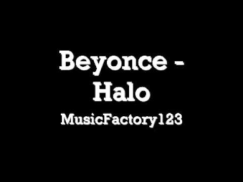 Beyonce - Halo (Audio) Chords - Chordify