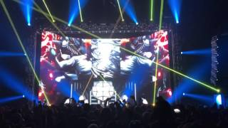 Excision - Throwin' Elbows Live 2017 The Paradox Tour