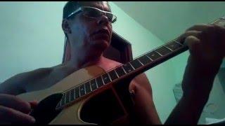 Pablo solo violão A cena