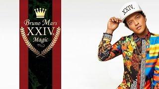 Bruno Mars - 24K Magic [Official Lyrics Video]