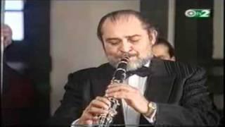 Puporka Bandi klarinétozik