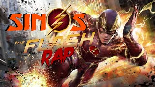 The Flash (Serie) | Videolyrics RAP (REMAKE) | Sinos