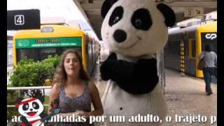 Festival Panda 2011  - O comboio é amigo do ambiente!