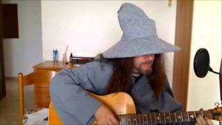 THE BARD SONG - BLIND GUARDIAN COVER by Gandalf il giovane