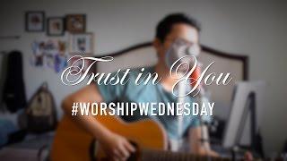 "#worshipwednesday ""Trust in You"" Lauren Daigle"