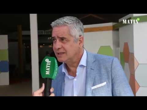 Video : Université d'été CGEM : S. Mouline : l'économie verte, un grand potentiel pour les entreprises
