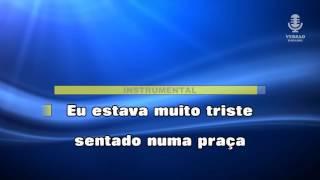 ♫ Karaoke CIGANINHA FEITICEIRA - Banda Fusiforme