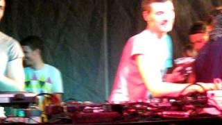 Gunnar Stiller,Fabiano & Empro Live @ Tunnel Milano 05.12.2009