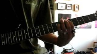 Megadeth - Symphony of Destruction (cover)