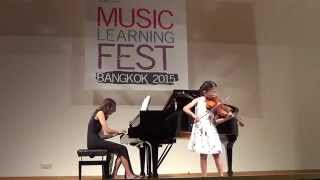 Menuetto and Trio from Serenade in D,op.8 (Ludwig van Beethoven) By Fin.