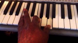 All By Myself ( piano lesson)