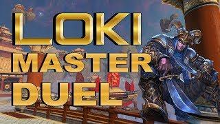 SMITE! Loki, La pesadilla de la defensa! Master Duel S4 #148 width=