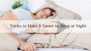 Top 10 Tip How To Sleep Better at Night