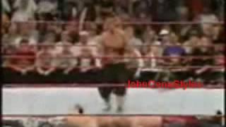 John Cena Tribute with entrance music 2009