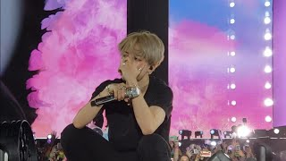 181006 Answer: Love Myself - Jimin Crying @ BTS 방탄소년단 Love Yourself Tour in Citi Field NYC Fancam 직캠