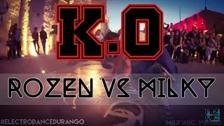 ROZEN vs MILKY    Chapeleiro - Metal (HYPER TRVSHIT BOOTLEG)    Electro Dance Durango