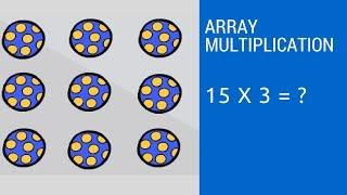 Array Multiplication ( Array Math )