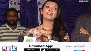 Sandalwood Actress Radhika Pandith Reacts About Her Birthday Celebration