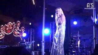 Rita Santos-Kizomba de mim para ti ao vivo