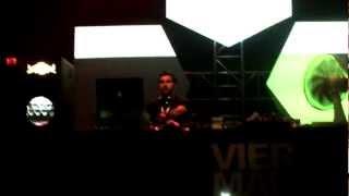 Pleasurekraft - Skeleton Key live @Beatpatrol 2012
