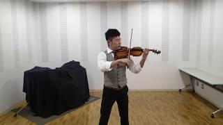 Fast Technical Violin | Vivaldi Violin Concerto in A Minor Presto