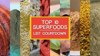 10 most healthiest foods for human body in the world - healthy food list and their benefits width=