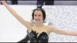 [HD] Oksana Baiul - 1994 Lillehammer Olympic - Technical Program - The Swan Lake